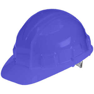 Allsafe Sentry IIIHard Hat with Ratchet Suspension, Blue