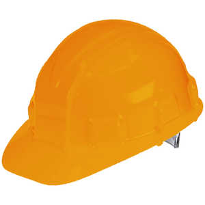 Allsafe Sentry III Hard Hat with Ratchet Suspension, Hi-Vis Orange