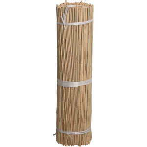 "Natural Bamboo Stakes, 7/16"" dia. x 4'L, Pkg. of 500"