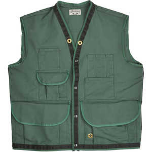 Ben Meadows® Cotton Duck 10-Pocket Field Vest