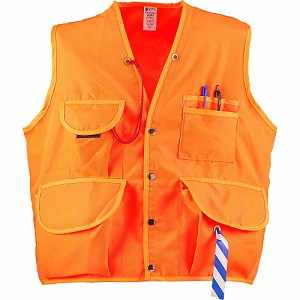 "JIM-GEM® ""Pro"" 10-Pocket Cruiser Vest