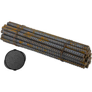 1/2˝ #4 Rebar Stakes, 18˝, Bundle of 25