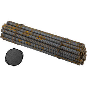 5/8˝ #5 Rebar Stakes, 18˝, Bundle of 25