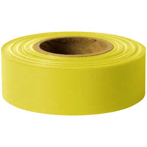 Presco Forest Arctic Vinyl Flagging, Yellow Glo