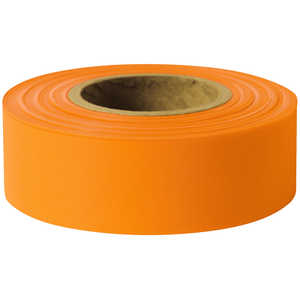 Presco Arctic Vinyl Flagging, Orange Glo