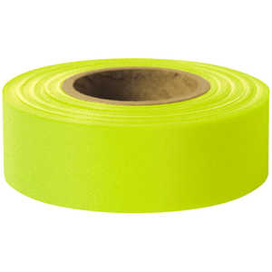 Presco Forest Arctic Vinyl Flagging, Lime Glo