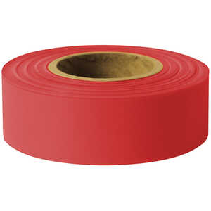 Presco Arctic Vinyl Flagging, Red Glo