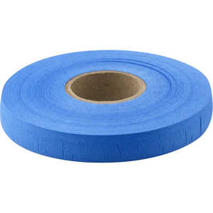 Presco 100% Wood Fiber Enviro-Flagging, Blue