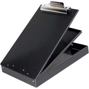 "Saunders Cruiser Mate Sheet Holder, 8-1/2"" x 12"", Black"