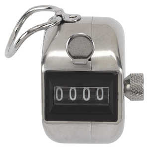 U.S. Government Type Tally Counter, Heavy-Duty