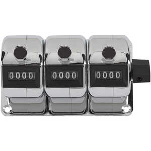 Multiple Counting Unit Tally Counters, 3 Counting Units