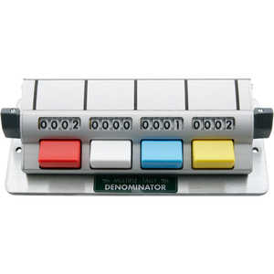 4 Counting Units, Multiple Unit Tally Counters