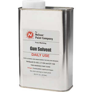 Nelson Daily Use Paint Gun Thinner, 30.5 fl. oz.