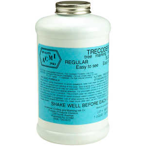 Quart ACMI Trecoder Lead-Free Tree Marking Ink, Blue
