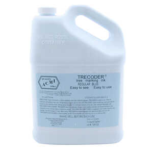 Gallon ACMI Trecoder Lead-Free Tree Marking Ink, Blue