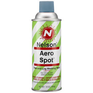 Nelson AeroSpot Spray Paint, Blue