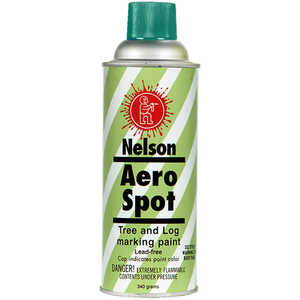 Nelson AeroSpot Spray Paint, Light Green