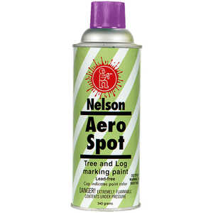 Nelson AeroSpot Spray Paint, Purple
