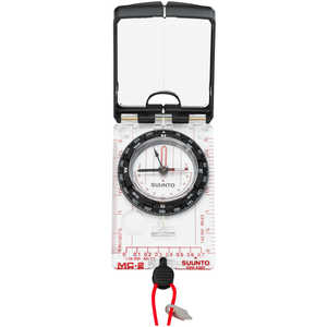 Suunto MC2D Navigator Compass with Inch Scales and USGS Scales, Azimuth