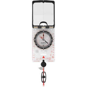 USGS Forestry Scales Suunto MC2G Navigator Compass with Global Needle, Azimuth