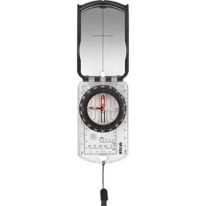 Silva Ranger 2.0 Compass with Built-In Clinometer, Azimuth with Black Bezel