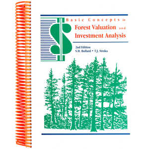 Forest Valuation and Investment Analysis