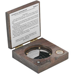 Forestry Suppliers Spherical Crown Densiometer, Convex Model A