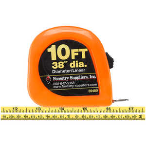 JIM-GEM Pocket Diameter Tape, English