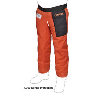 "Elvex ProChapsZ Chain Saw Chaps, 39"" Long"