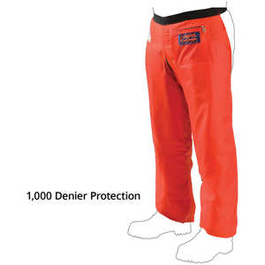 Elvex 94 Series ProChaps Chain Saw Chaps, 39""