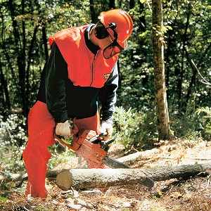90 Series Elvex® ProChaps™ Chain Saw Chaps