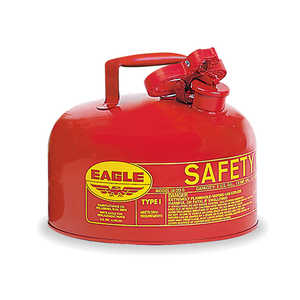 EAGLE Type I Safety Can, 2-gal. Capacity