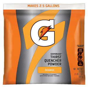 Gatorade Thirst Quencher, 21 oz. pkg., Orange