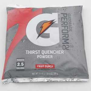 Gatorade Thirst Quencher, 21 oz. pkg., Fruit Punch
