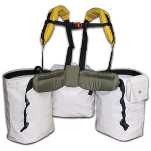"Bushpro Tree Planting Bag, 3-Bucket Set, 18"" Deep"