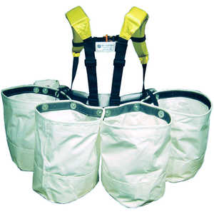 "Bushpro Tree Planting Bag, 4-Bucket Set, 14"" Deep"