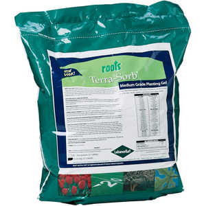 Roots Terra-Sorb Synthetic Super Absorbent, Medium Grade, 10 lb. Bag
