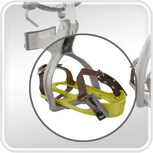 Swiss Tree Grippers Left Foot Support Piece