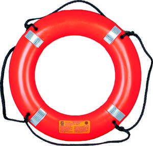"Mustang Survival 30""-dia. Ring Buoy"