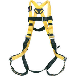 Miller Versalite Full-Body Harness, Single D-Ring