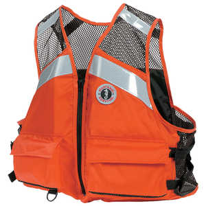 Mustang Survival® Industrial Mesh Vest, Type III