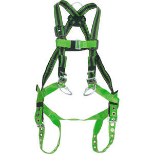 Miller Duraflex Full-Body Harness, Three D-Ring