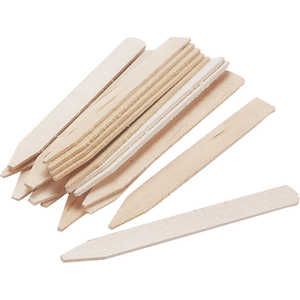 "Wood Pot and Garden Stakes, 1-1/8"" x 12"", Box of 250"