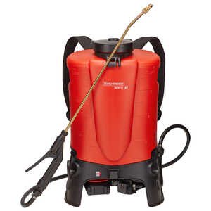 Birchmeier REA 15 AZ1 Li-Ion Backpack Sprayer, 4-Gallon