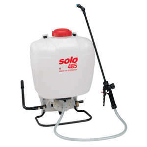 Model 485 Solo Backpack Sprayer Diaphragm Pump, 5 Gal.