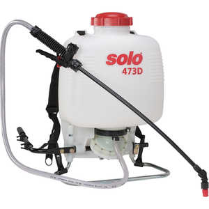 Model 473D Solo Backpack Sprayer Diaphragm Pump, 3 Gal.