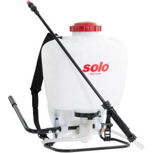 Model 425 Solo Backpack Sprayer Piston Pump, 4 Gal.