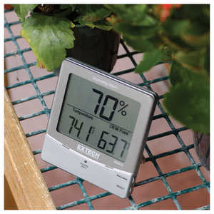 Extech Hygro-Thermometer Humidity Alert