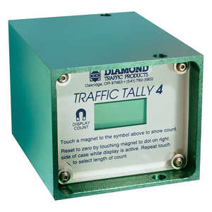 Traffic Tally 4 Vehicle Counter