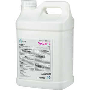 Velpar L Liquid Herbicide, 2.5 Gallon